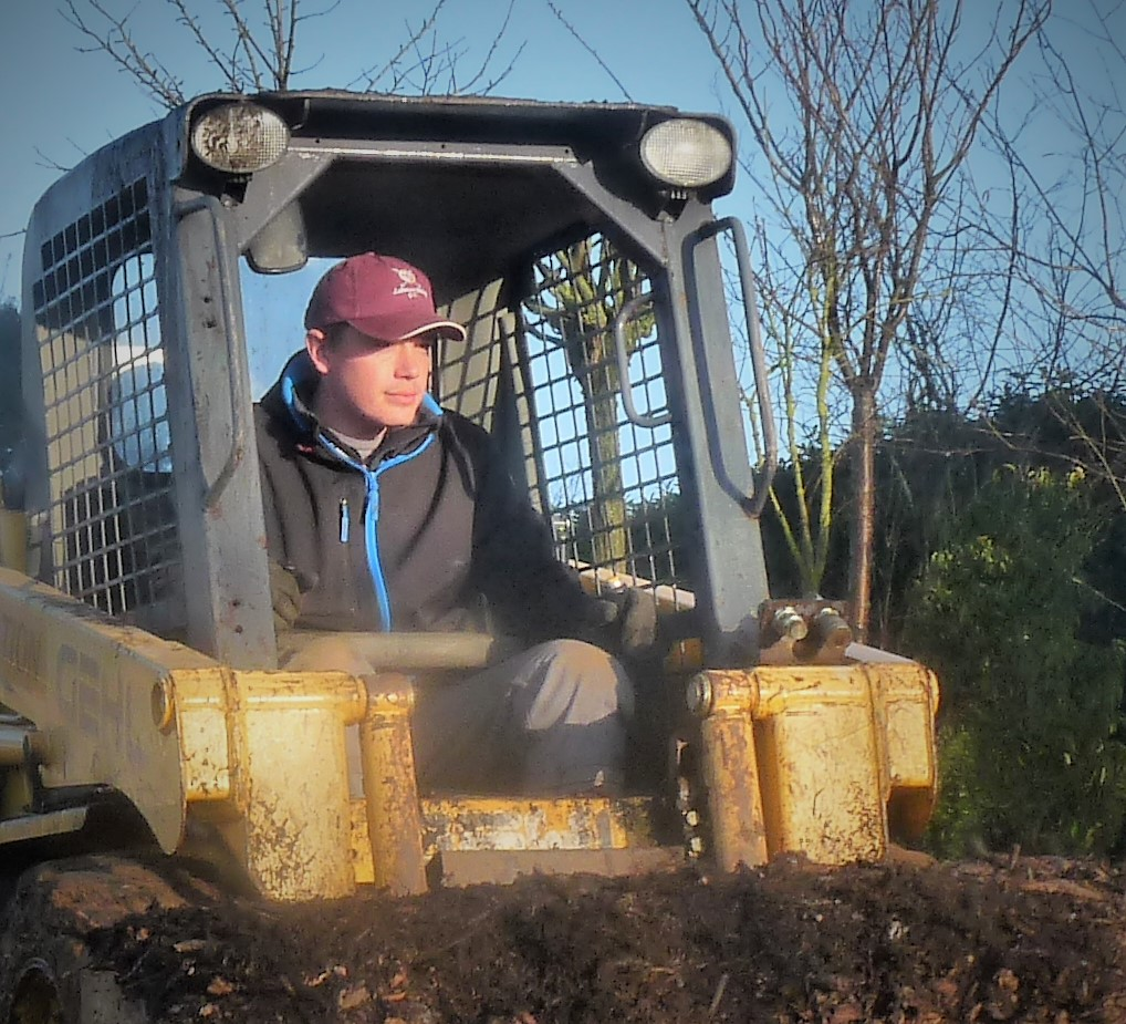 Dean BRANDON - Gardener   (USA)