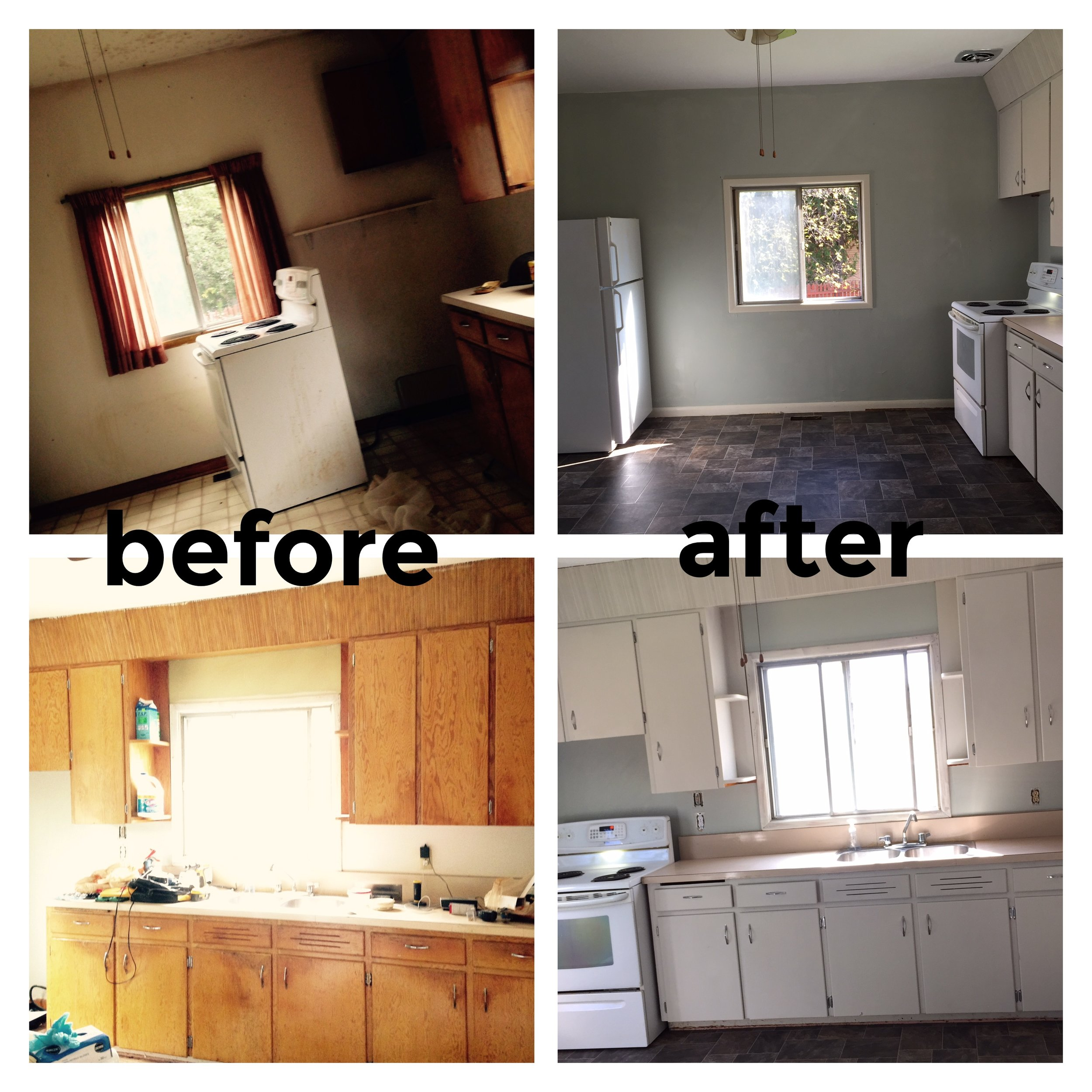 our first rental property renovation