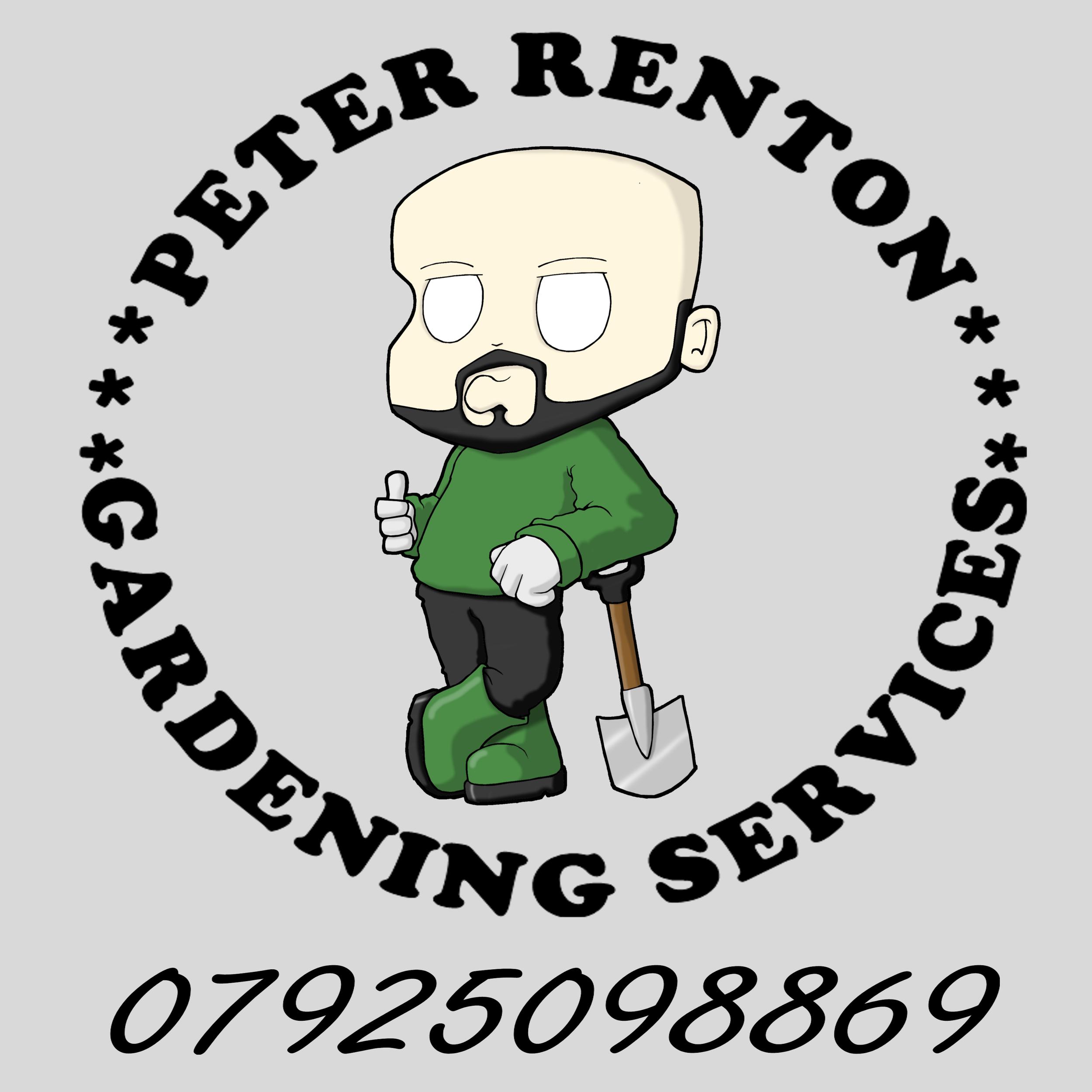 Peter Renton - Gardening Services Logo 03 with number Grey BG.png