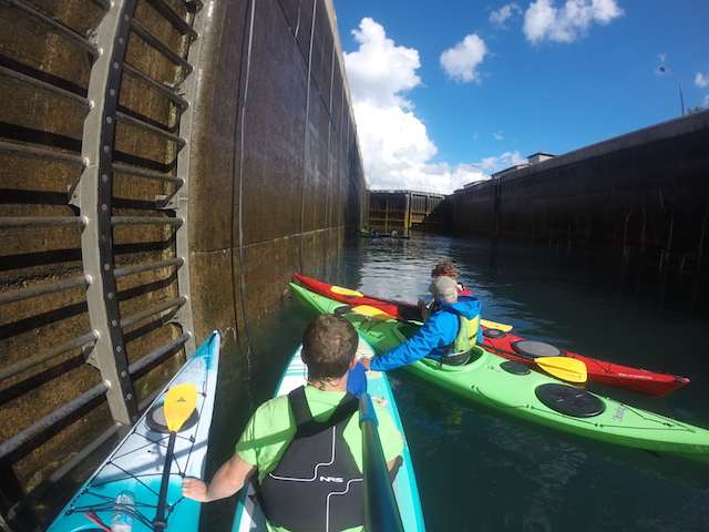 Kayak Soo Locks - Canoe and Kayak October 27, 2017The Great Lakes make up more than 20 percent of the world's fresh water by volume, providing a seemingly endless number of options for kayaking trips from... Read More.