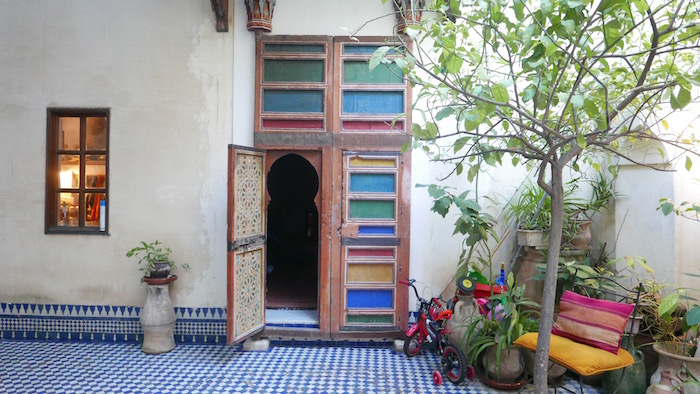 courtyard in fez morocco.jpg