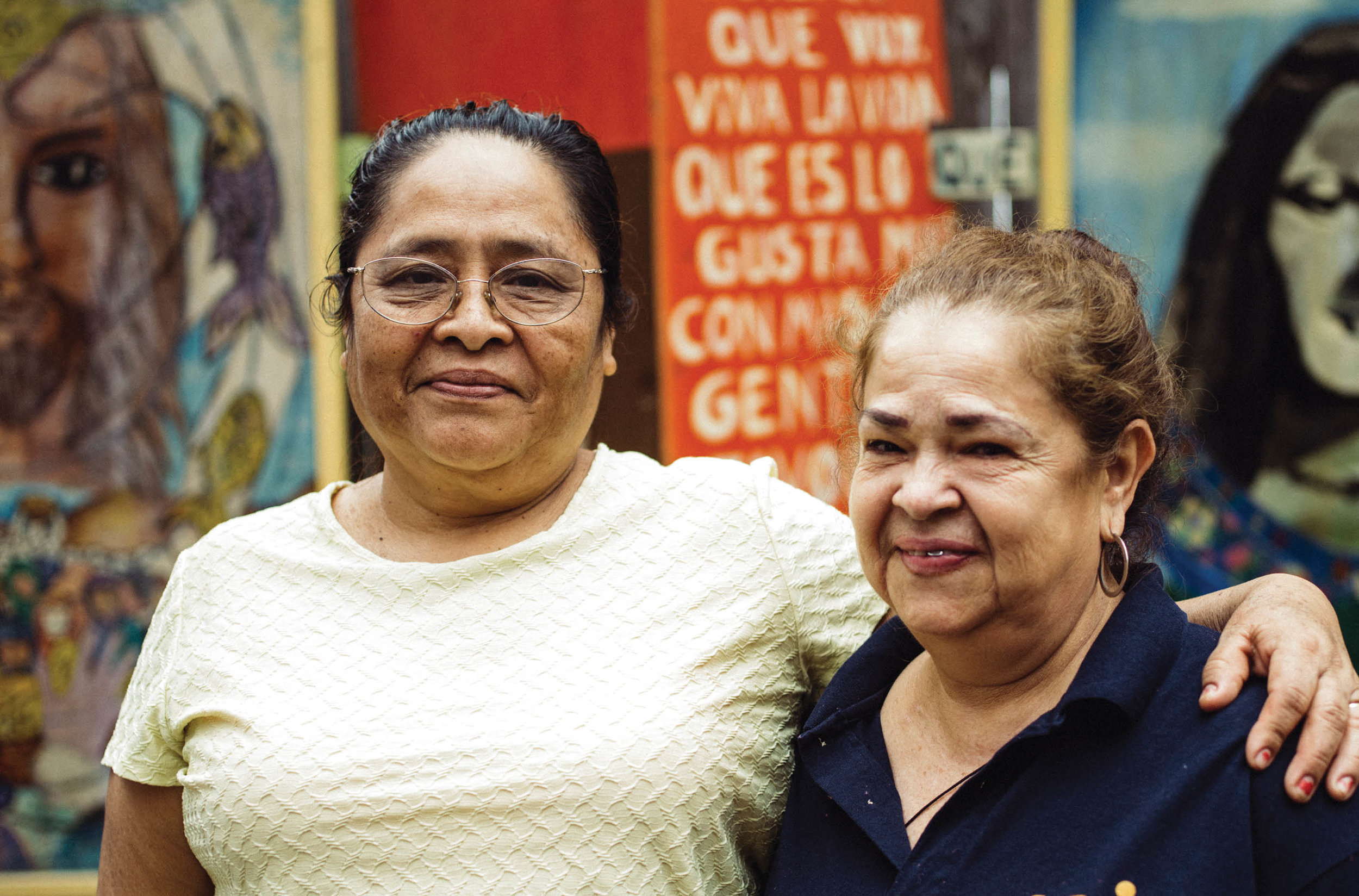 Where Hope Lives - EASTside Magazine, April 2018If walls could talk, the walls of the bright orange house nestled at the end of a cul-de-sac in the shadows of East Austin's newly constructed apartments would have endless tales of wars, persecution, and natural disasters. Read more.