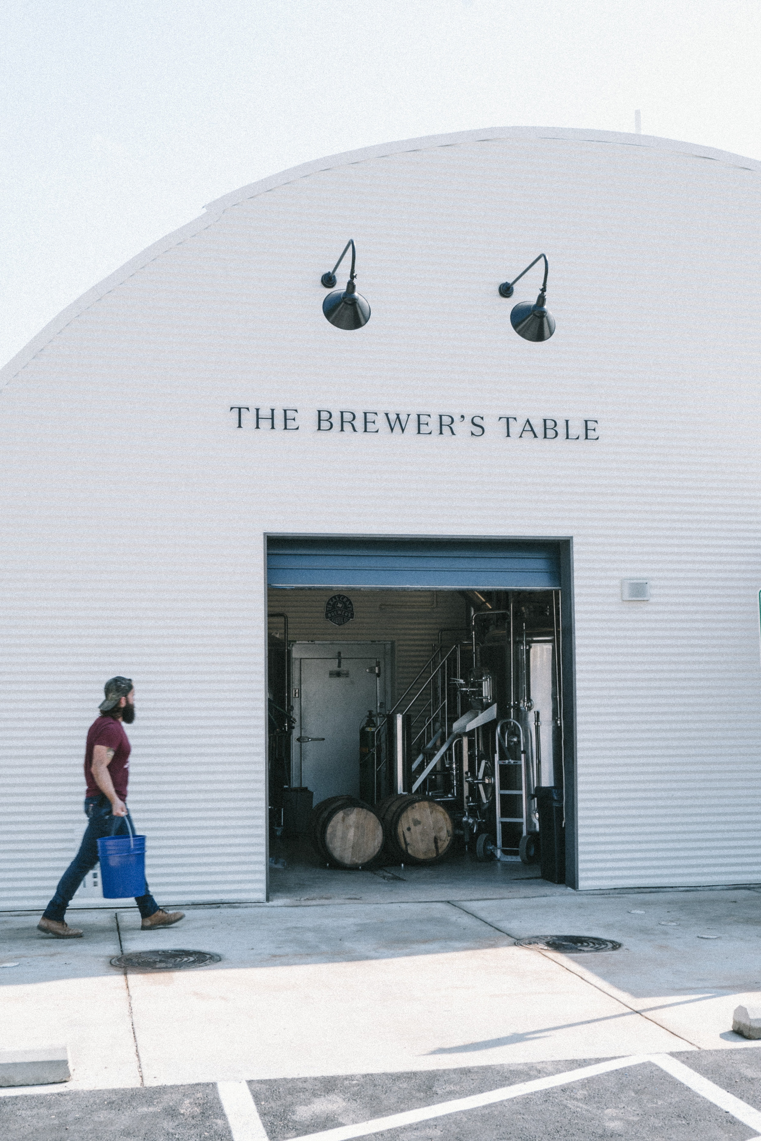 The Brewer's Table. Photo by Logan Crable