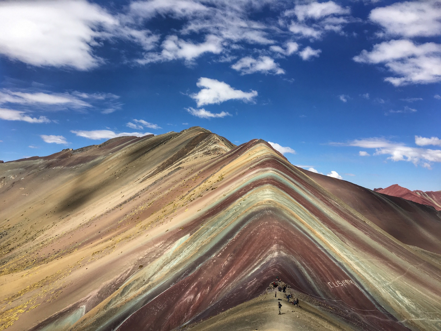 Hiking the Rainbow Mountains of Peru