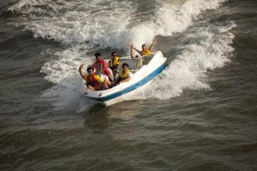 Speadboat Ride
