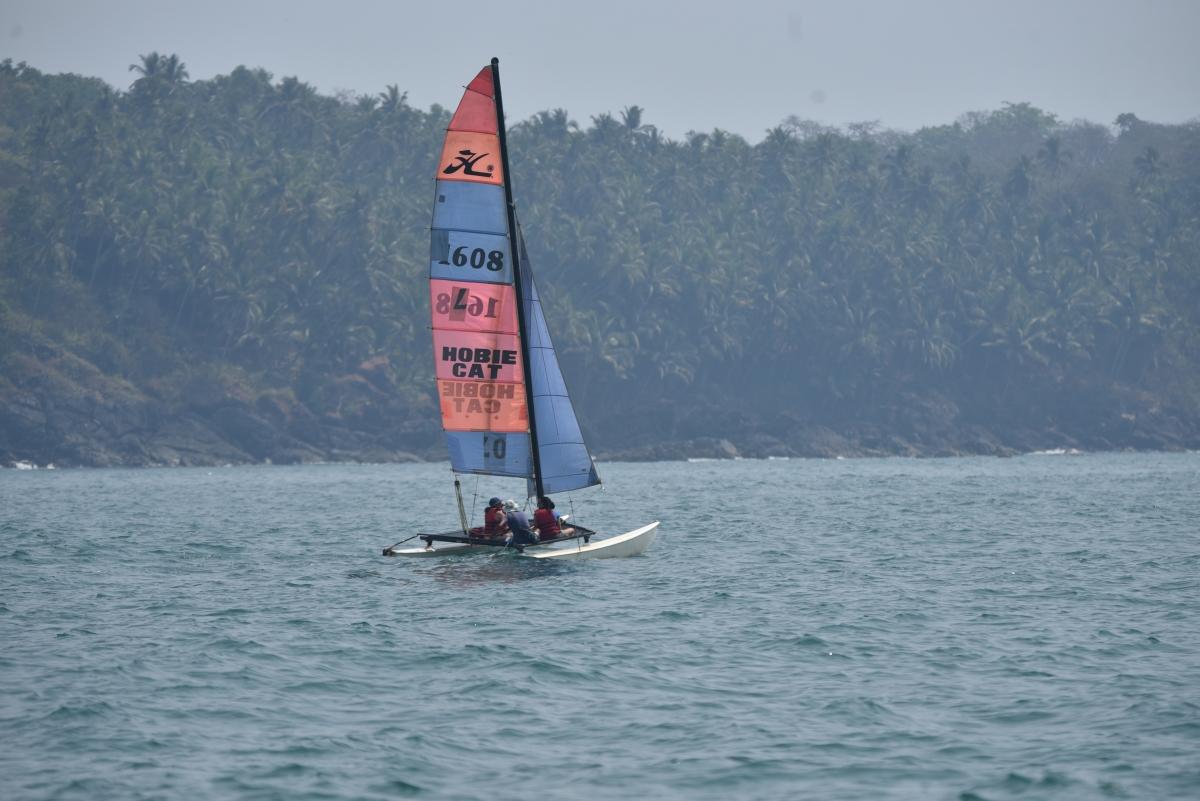 Optimized-Bat Island Hobbie Cat Sailing 2.JPG