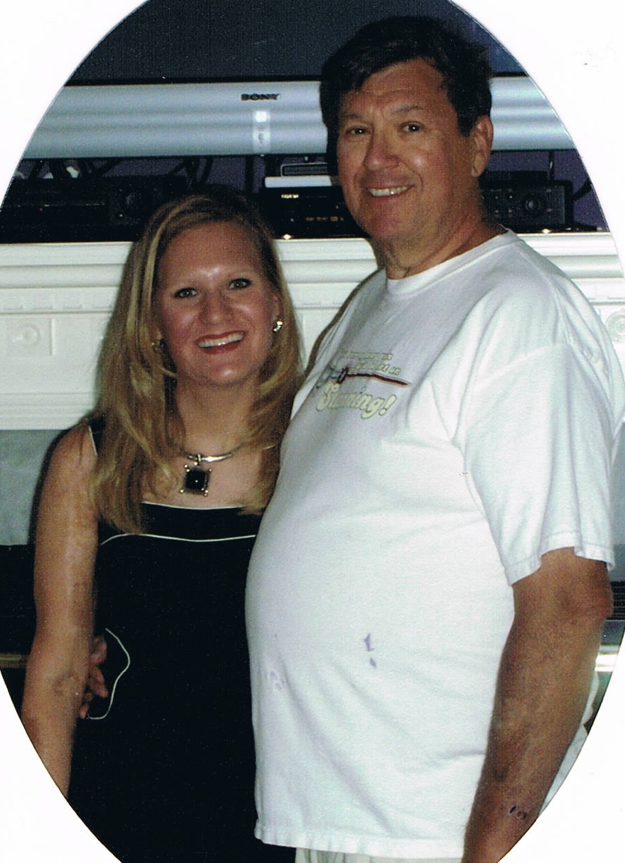- Our last Father's Day-- June 2005