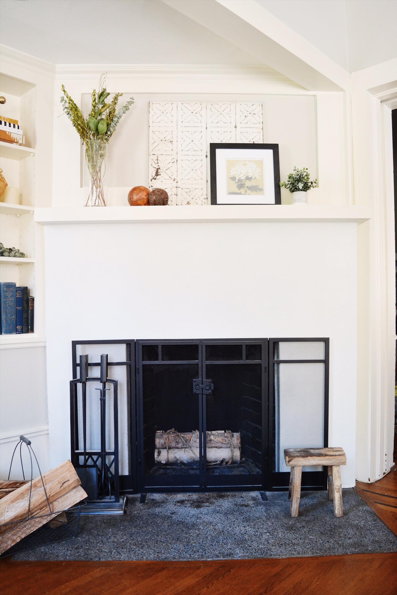 Angela Grace Design // Filbert Living Room // San Francisco and SF Bay Area Interior Designer, Decorator
