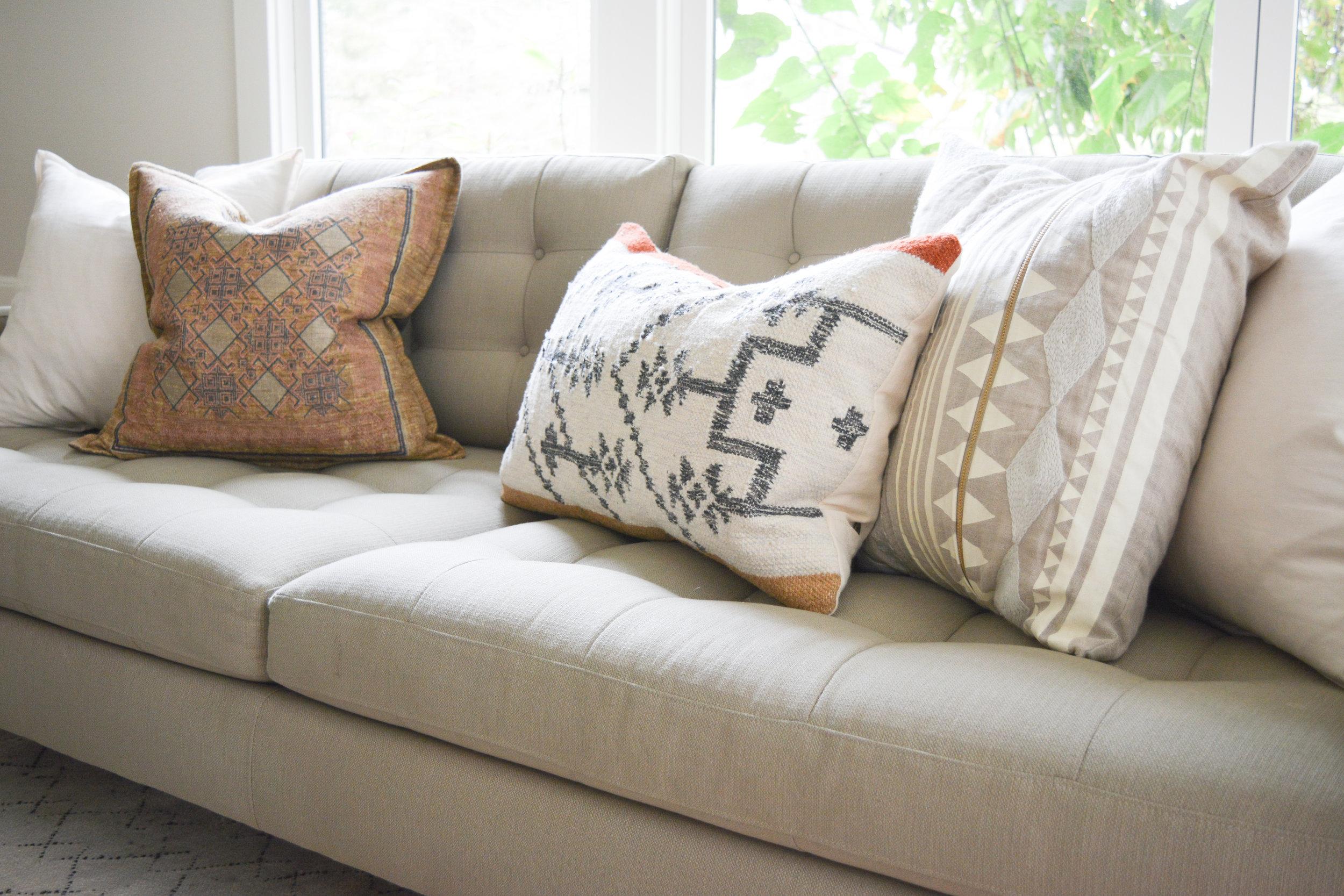 Angela Grace Design // Ashby Living Room // Berkeley, San Francisco and SF Bay Area Interior Designer, Decorator