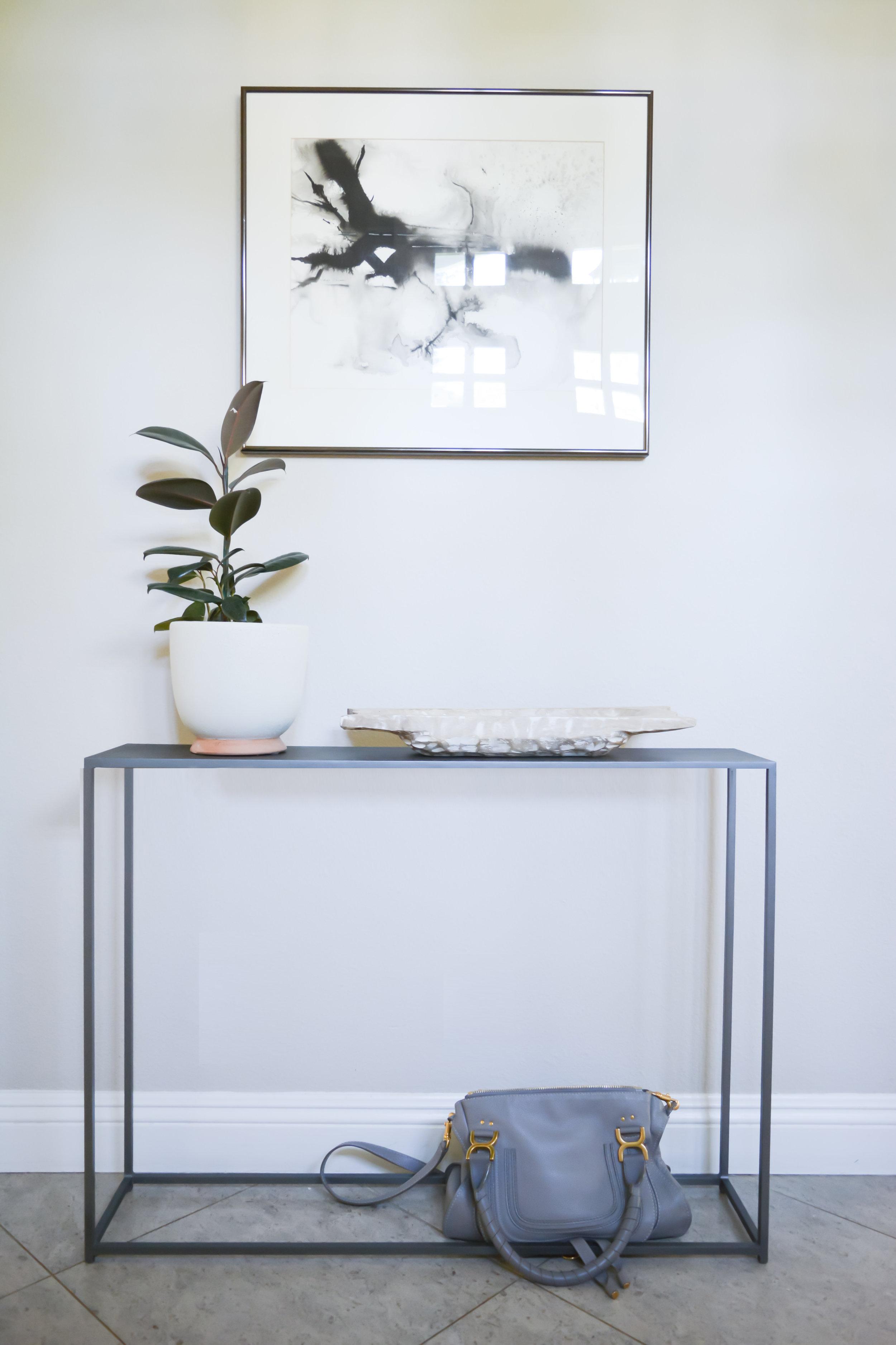 Angela Grace Design // Cambridge Entry // San Francisco and SF Bay Area Interior Designer, Decorator