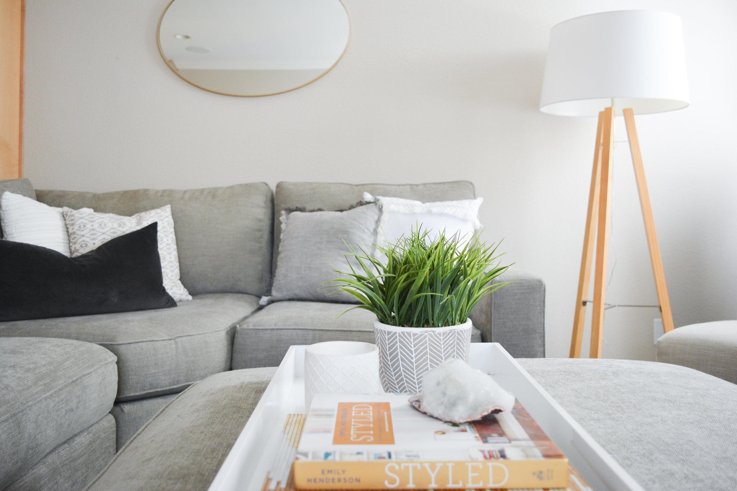 Angela Grace Design // Cambridge Family Room // San Francisco and SF Bay Area Interior Designer, Decorator