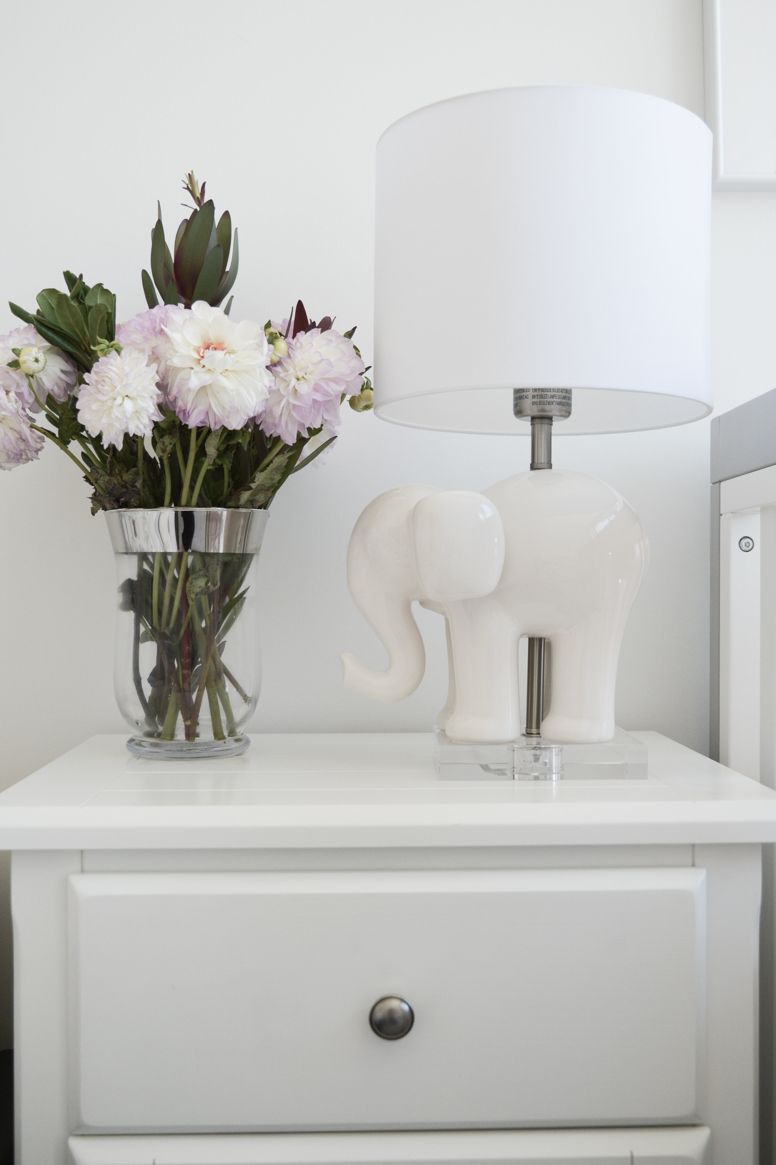 Angela Grace Design // Beale Baby Girl Nursery // San Francisco and SF Bay Area Interior Designer, Decorator