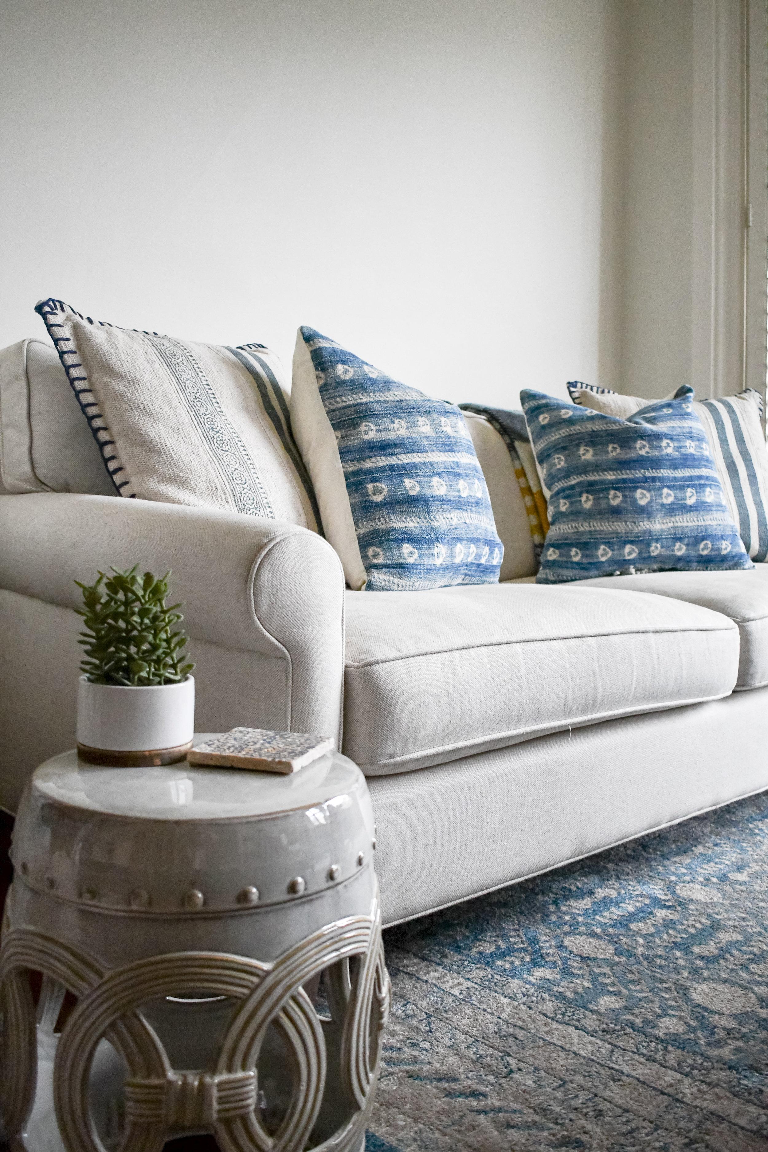 Angela Grace Design // Pierce Living and Dining Room // San Francisco and SF Bay Area Interior Designer, Decorator