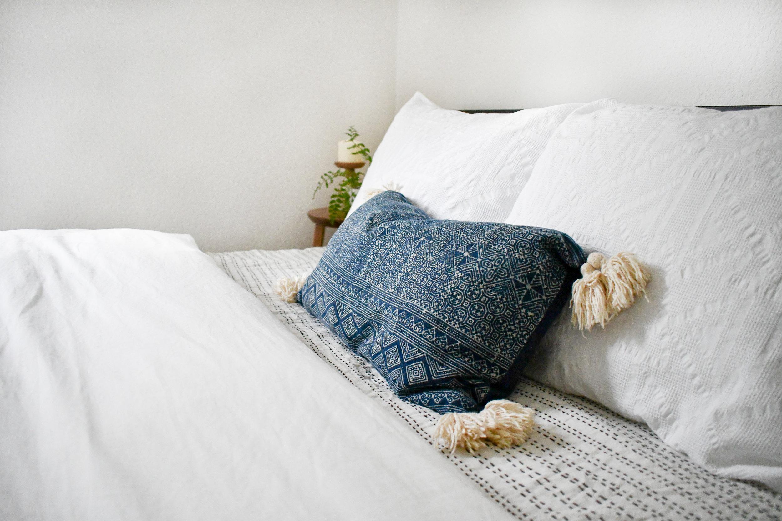 Angela Grace Design // Canyon Guest Bedroom // San Francisco and SF Bay Area Interior Designer, Decorator