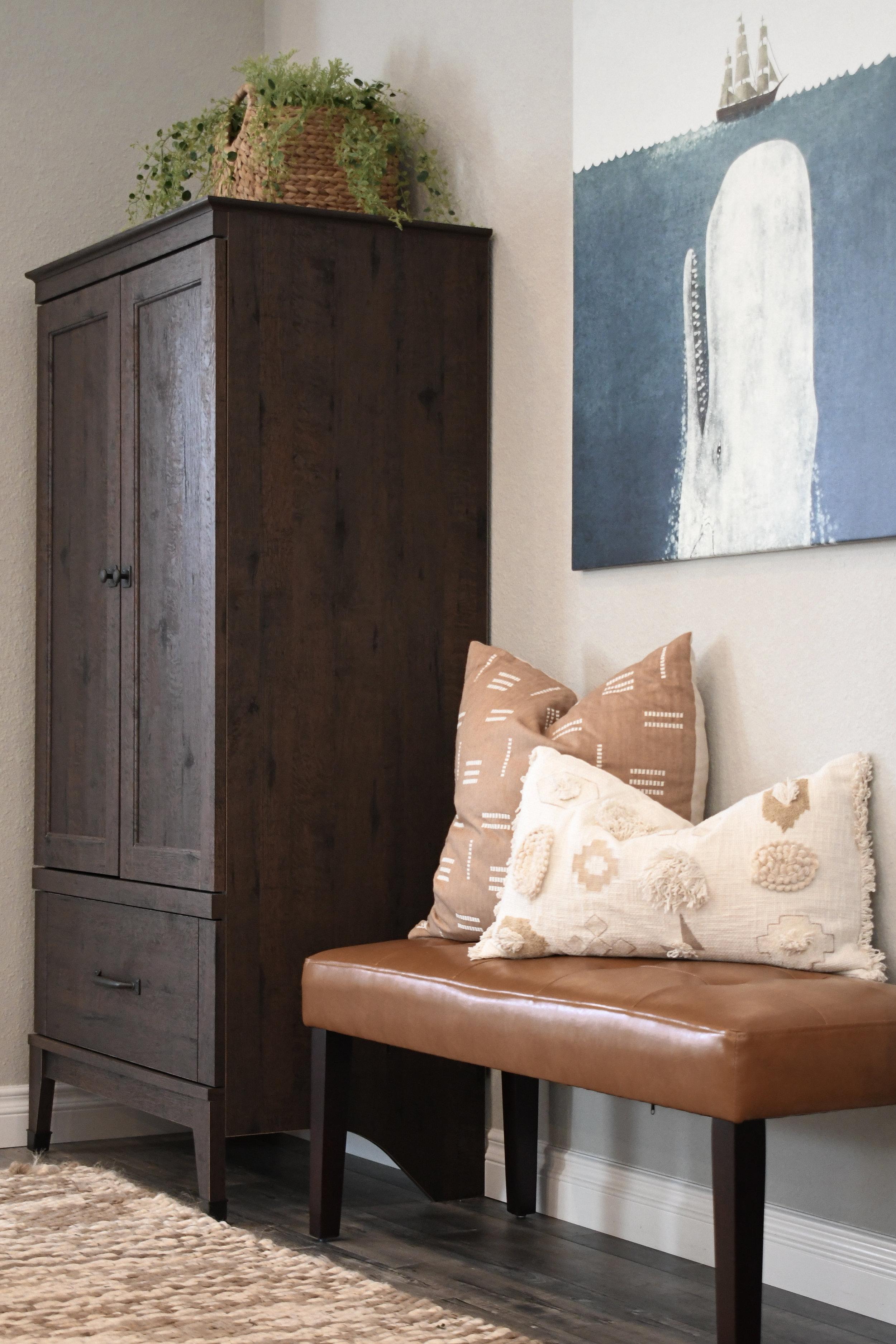 Angela Grace Design // Malone Entry // San Francisco and SF Bay Area Interior Designer, Decorator