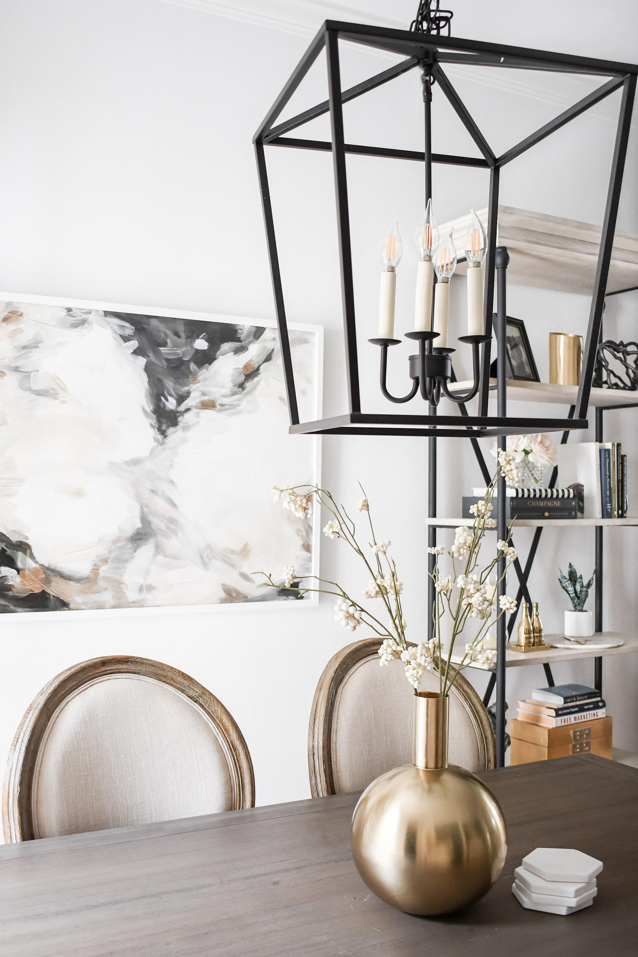 Angela Grace Design - Orben Combined Living & Dining Room - San Francisco and SF Bay Area Interior Designer, Decorator