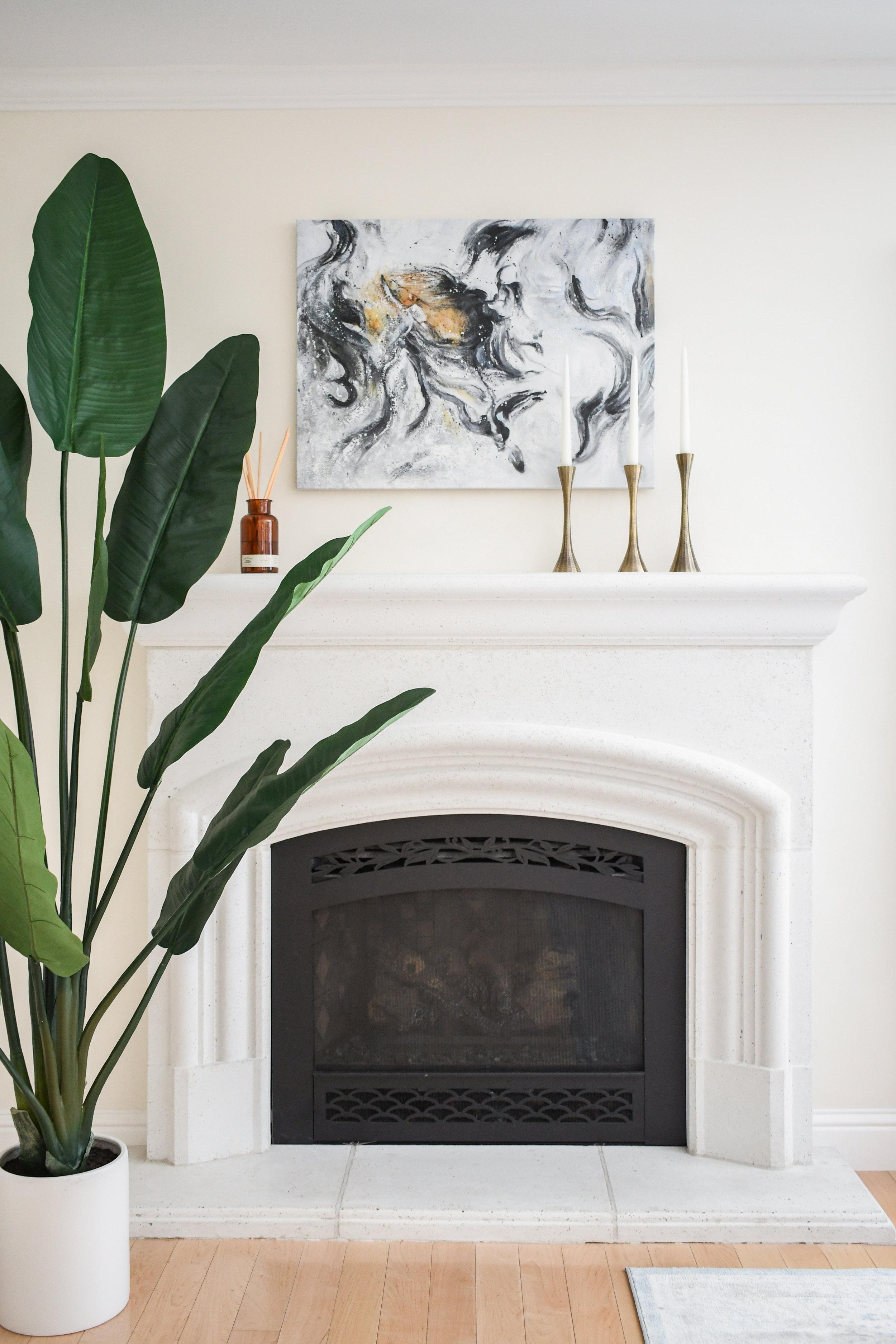 Angela Grace Design - Creekside Living Room - San Francisco and SF Bay Area Interior Designer, Decorator