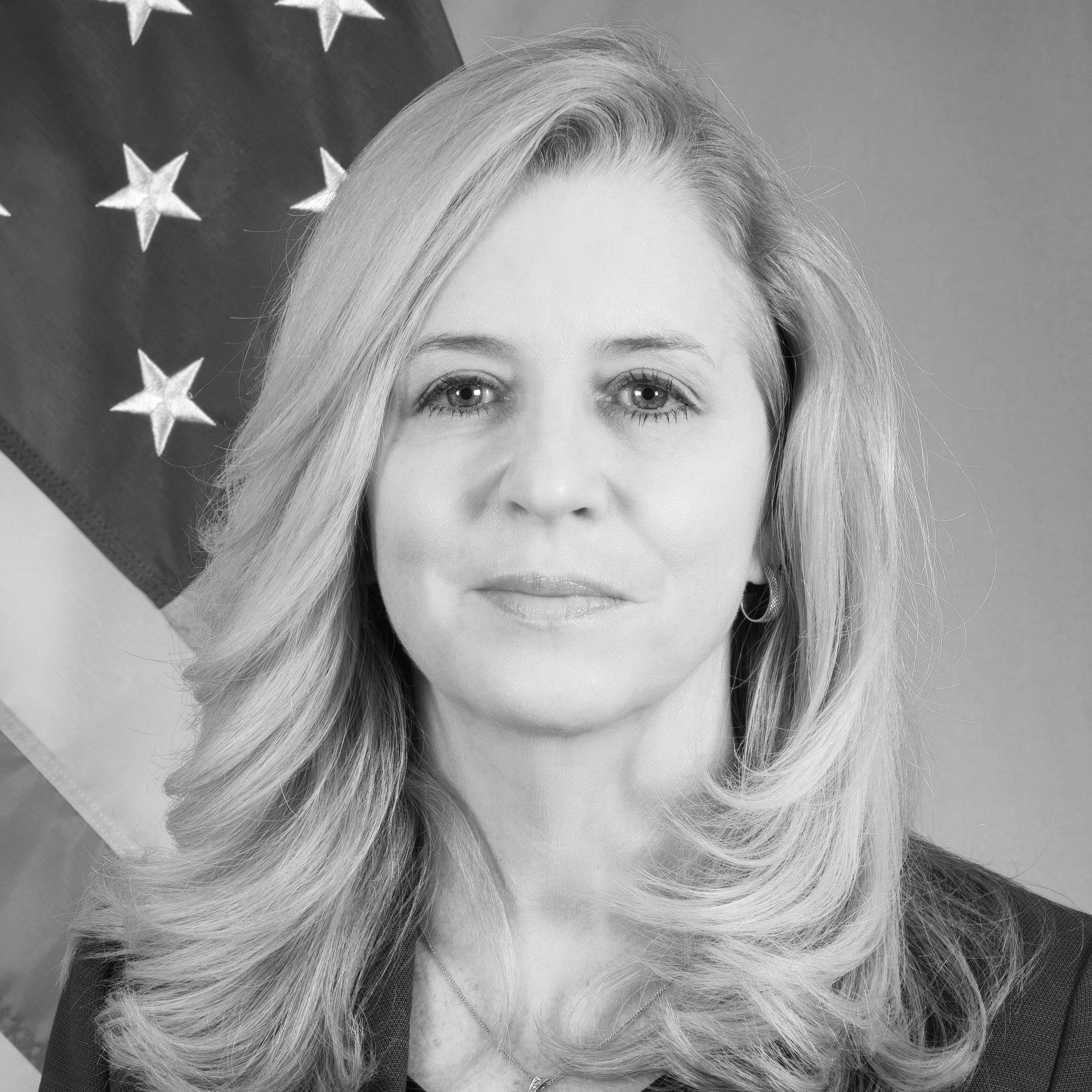 Ellen McCarthy, Assistant Secretary of State for the Bureau of Intelligence and Research   Ellen E. McCarthy was sworn in as the Assistant Secretary of State for the Bureau of Intelligence and Research on January 17, 2019. McCarthy returned to government service after three years in the private sector, where she served as President of Noblis NSP, leading its mission to serve clients in the Intelligence Community (IC). Before joining Noblis, from 2015 to 2018, she capped an over 25-year career in the IC serving as Chief Operating Officer of the National Geospatial-Intelligence Agency. From 2008 to 2012 she served as the President of the Intelligence and National Security Alliance (INSA), which supports government policy and programs relating to cyber security, counter intelligence, acquisition, and homeland security.  From 2004 to 2008, McCarthy was the Director of the Human Capital Management Office and the Acting Director of Security in the Office of the Under Secretary of Defense for Intelligence. At DoD, she focused on policy development and strategy relating to intelligence reform, resource management, acquisitions, collection authorities, and personnel. McCarthy also served the Director of Intelligence Operations, Strategy, and Policy for the United States Coast Guard (USCG) and played a critical role in moving the USCG intelligence program into the IC, establishing Maritime Intelligence Fusion Centers, expanding USCG attaché presence worldwide, and establishing new intelligence and law enforcement collection capabilities.  McCarthy started her government career as an all-source intelligence analyst at the Office of Naval Intelligence and at Atlantic Fleet. Before joining the IC, she served as a technical research analyst at the Institute for Defense Analysis supporting the Strategic Defense Initiative Organization. McCarthy is a graduate of the University of South Carolina and holds a master's in public policy from the University of Maryland.
