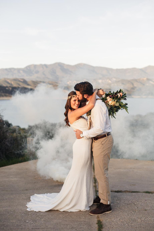 Bride _ Groom in Fog copy.jpg