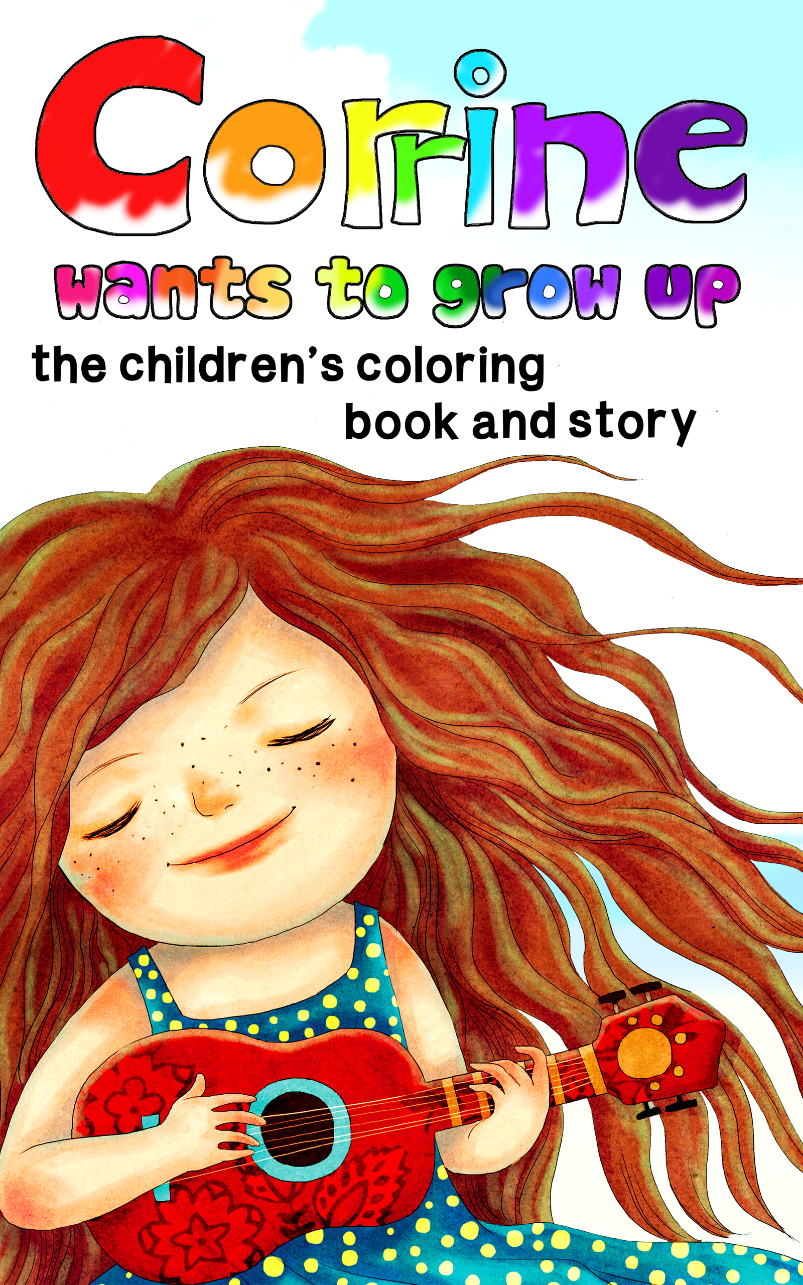 Corrine Wants to Grow Up - The Coloring Book and Story    Corrine can't wait to be an adult. Her parents teach her to use mindful breathing to overcome her outbursts and she settles into an essential life lesson: she is perfect the way she is.  Plenty of details to keep children ages 4-8 occupied. Also a great companion to the original Corrine Wants to Grow Up story book.  This book is also written by Judy Tsuei and Adam Lang. Illustrated by Khoa Le
