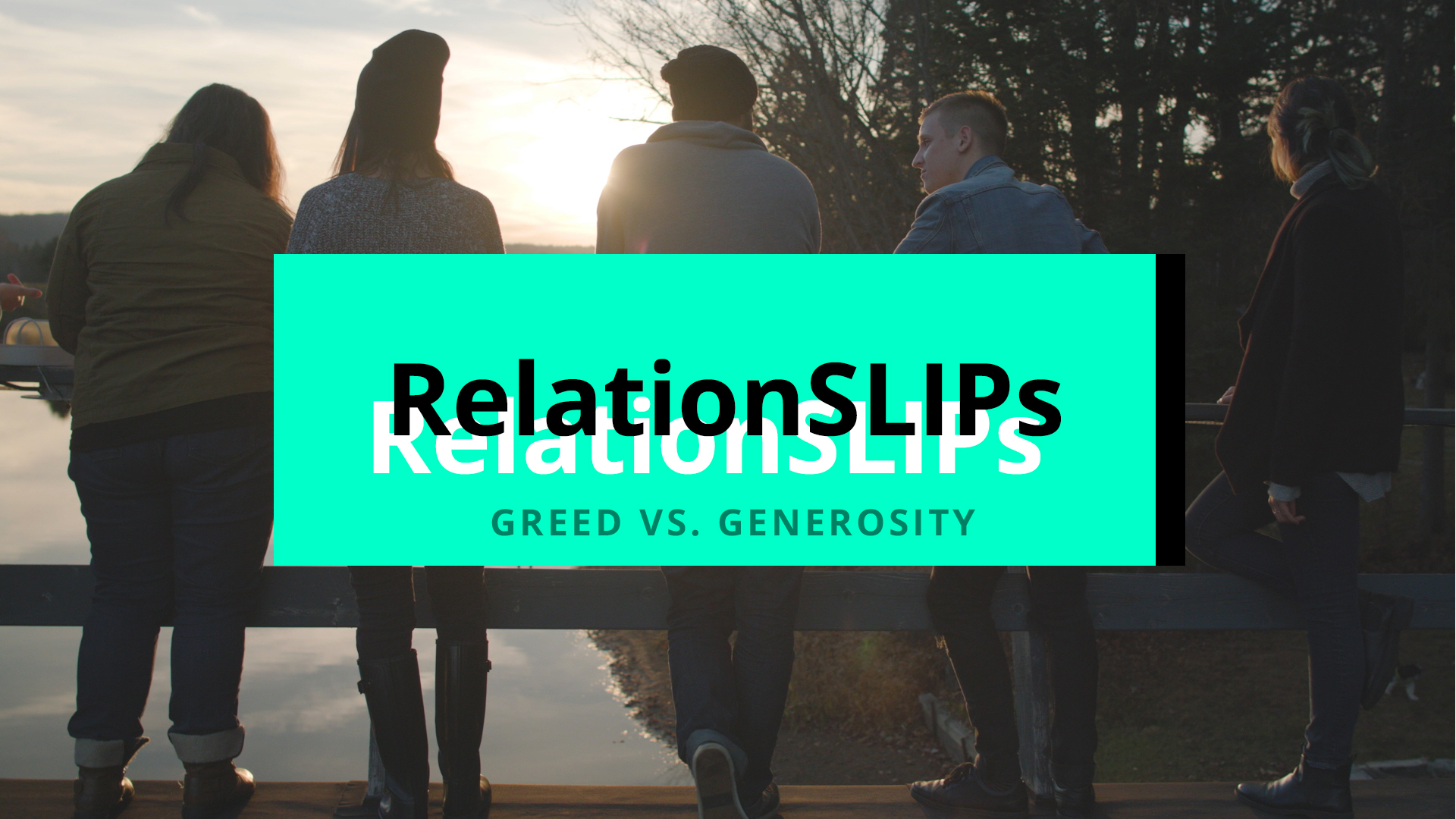 4 | Greed vs Generosity