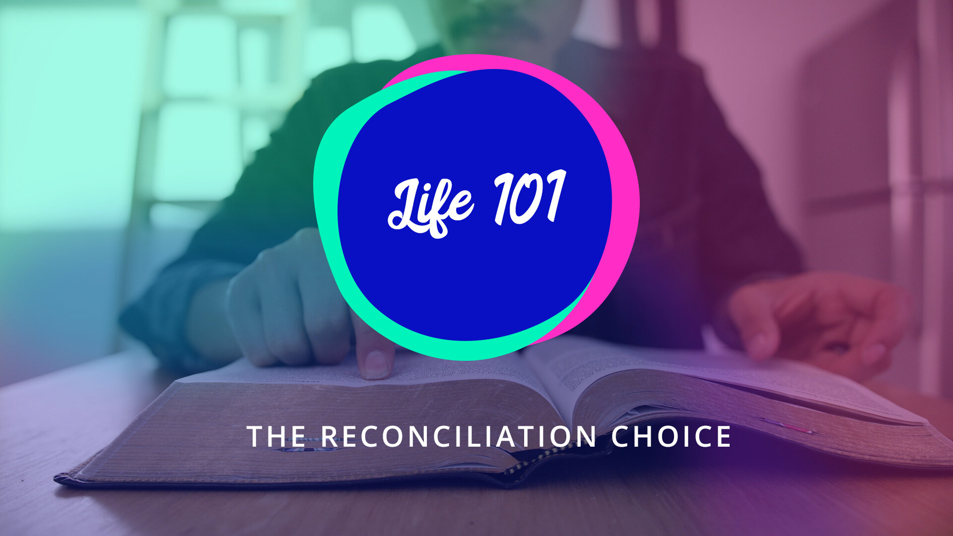 7 | The Reconciliation Choice