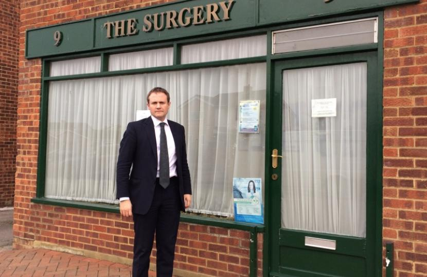 I've been working to keep open the surgery in East Peckham. Sadly, after two years of struggle, and with the active support and determination of the Parish Council, we have not succeeded. The £250,000 we need to improve the existing surgery - or build a new one - is just too much. I'm disappointed that the Woodlands Health Centre in Paddock Wood hasn't been willing to invest what is needed despite the Parish Council offering to pay nearly half. And I am now concerned for the patients who rely on it.  For many it won't have a great effect, the main surgery is just a few miles away, but for those with mobility difficulties and who don't drive, the bus connections are poor. And though the pharmacy is excellent that's no replacement. That's why I'm calling for a dedicated link between East Peckham and the surgery. Without it the cost in taxis will be enormous or, worse, people will delay going to see their GP risking complications.  In West Malling there is a similar issue. By scaling back the services on the High Street more people will need to go to Kings Hill and Leybourne. Those surgeries are being improved, which is great, but those who find it harder to travel need the West Malling High Street as a hub for the whole area. I emphasised this point to the practice when I met them and encouraged them to keep the West Malling service viable.  The achievements of our improved NHS mean people are living longer and healthier lives, that adds to pressures and demands more investment in areas like GP's surgeries. I'm going to keep fighting to ensure everyone has easy access to their GP, no matter where they live.