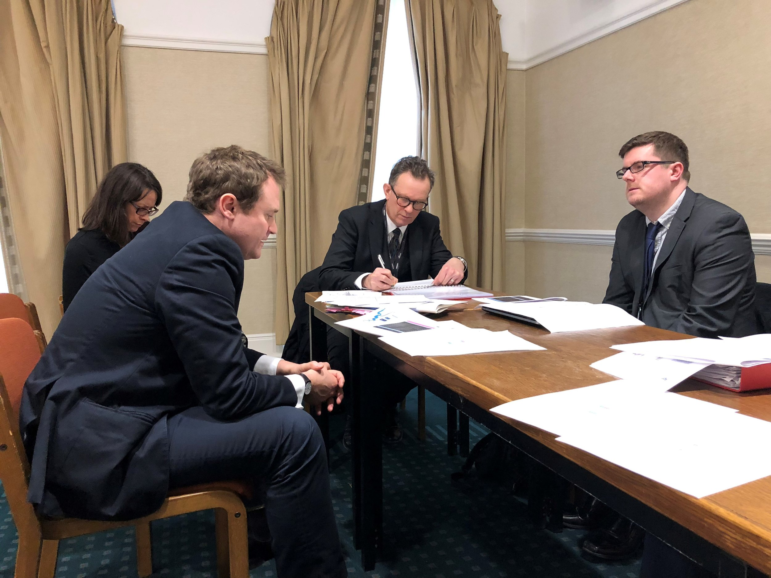 Following GTR's decision to postpone the introduction of its Thameslink service on the Maidstone East line for a year until December 2019, which would have provided an excellent service from West Malling and Borough Green to the City of London, I met with their management team to discuss their reasons.  It was a useful, if not wholly positive meeting. In short GTR are keen to phase in the introduction of their Thameslink services rather than introduce them all at once. Because they need to preserve existing services on their network, they say this is why we are in the situation where our service has been delayed.  I've left GTR in no uncertain terms that they need to do all they can to bring the service forward, if possible. They are contractually obliged to implement this service so it will happen. I hope that, should the introduction of the first round of services go well, our date can be moved forward as December 2019 is far too long a wait for a service which was promised years ago.