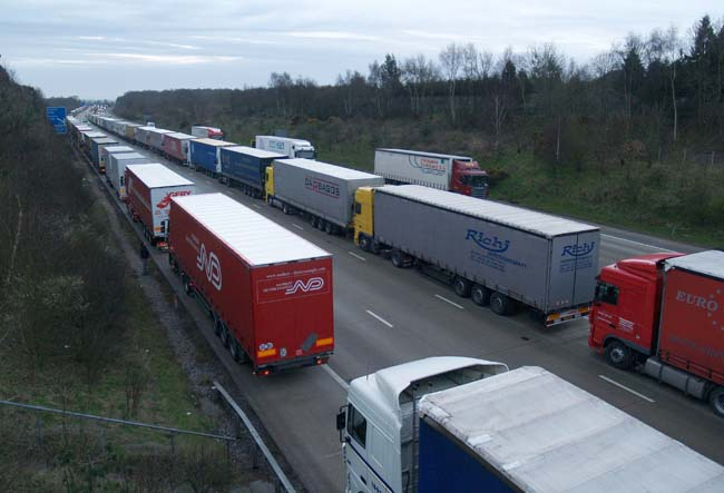 You might have seen the reports over the weekend that the Department for Transport are looking at the M26 as an alternative to Operation Stack if it is needed in the future. This is a proposal which I will strongly resist if it is taken any further.  The M26 is a crucial part of our strategic road network, and the lack of slip roads at Junction 5 of the M25 makes the westbound carriageway the longest in England without a junction. Closing this for days will cause chaos through all the villages along the A25, and communities such as Borough Green, Platt and Wrotham will be inaccessible.  I've already written to the Transport Secretary and met the Roads Minister to voice my opposition. I'll be re-emphasising my points again. The M26 connects every community along it and the M20 with the rest of the country and cannot be closed for days on end to park lorries.