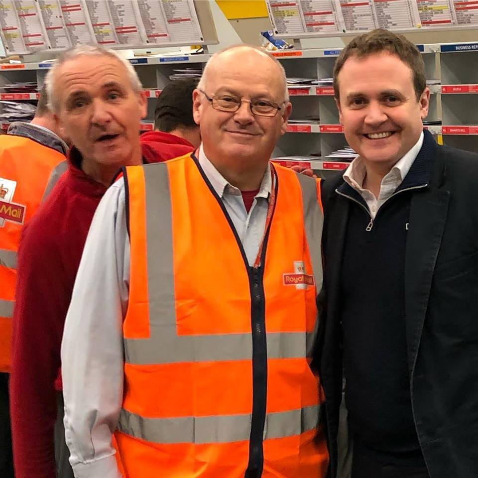 I visited the Royal Mail Sorting Office in Tonbridge to see for myself the incredible amount of hard work that goes into making sure we all get our Christmas Cards and Parcels in time. They do a fantastic job, and I'm sure you'll agree that we've very grateful for their work not just at Christmas, but throughout the year.