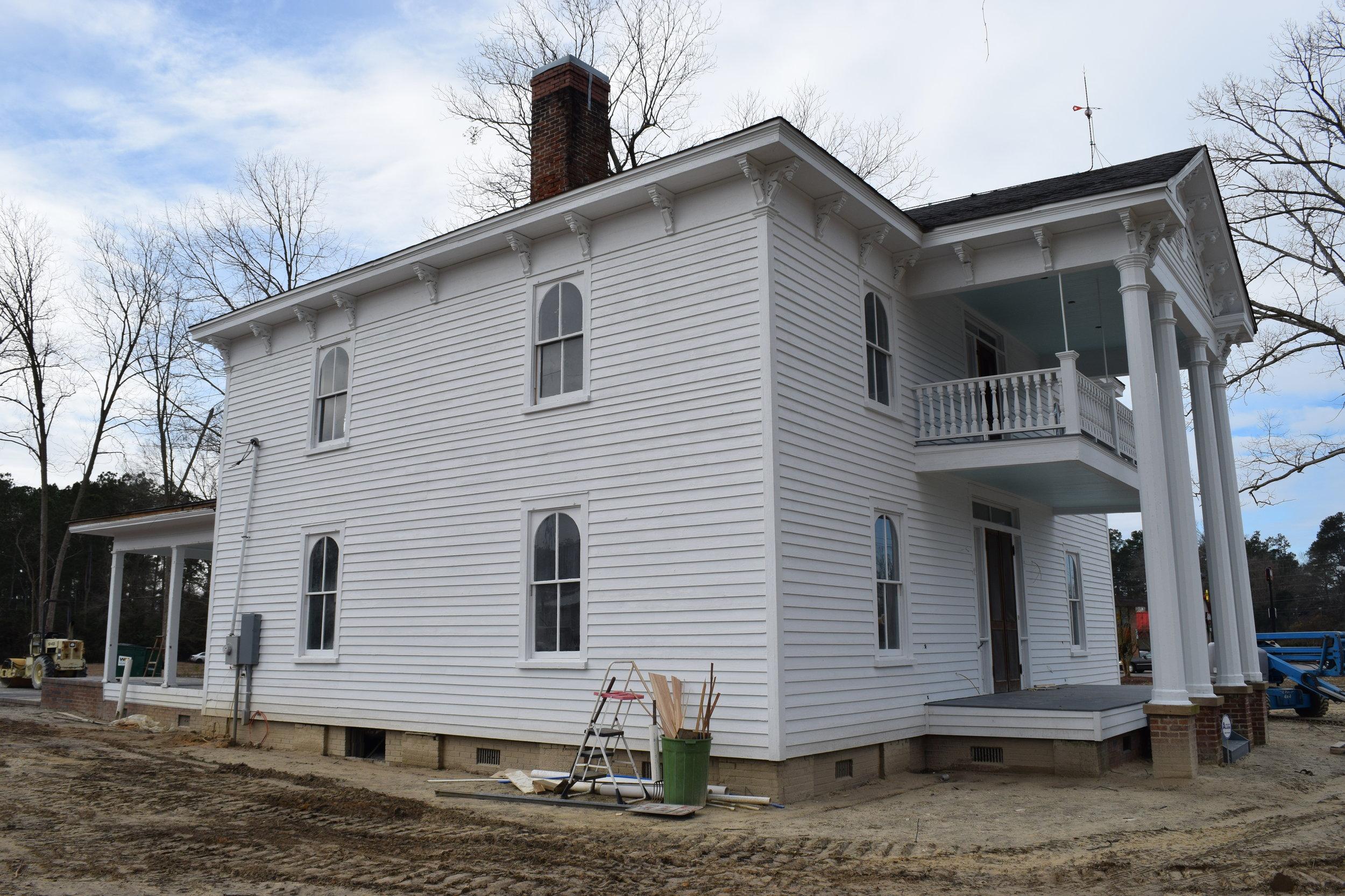 Culbreth House, Whiteville, North Carolina