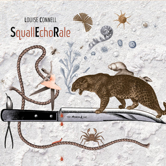 Squall echo rale - An ambitious double album exploring a variety of genres and stories, with stunning artwork by James Marsh.