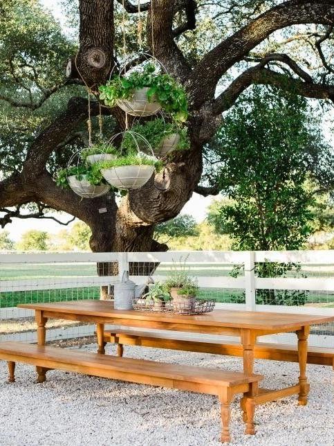 Chip and Joanna Gaines' Family Garden / Jennifer Boomer / HGTV