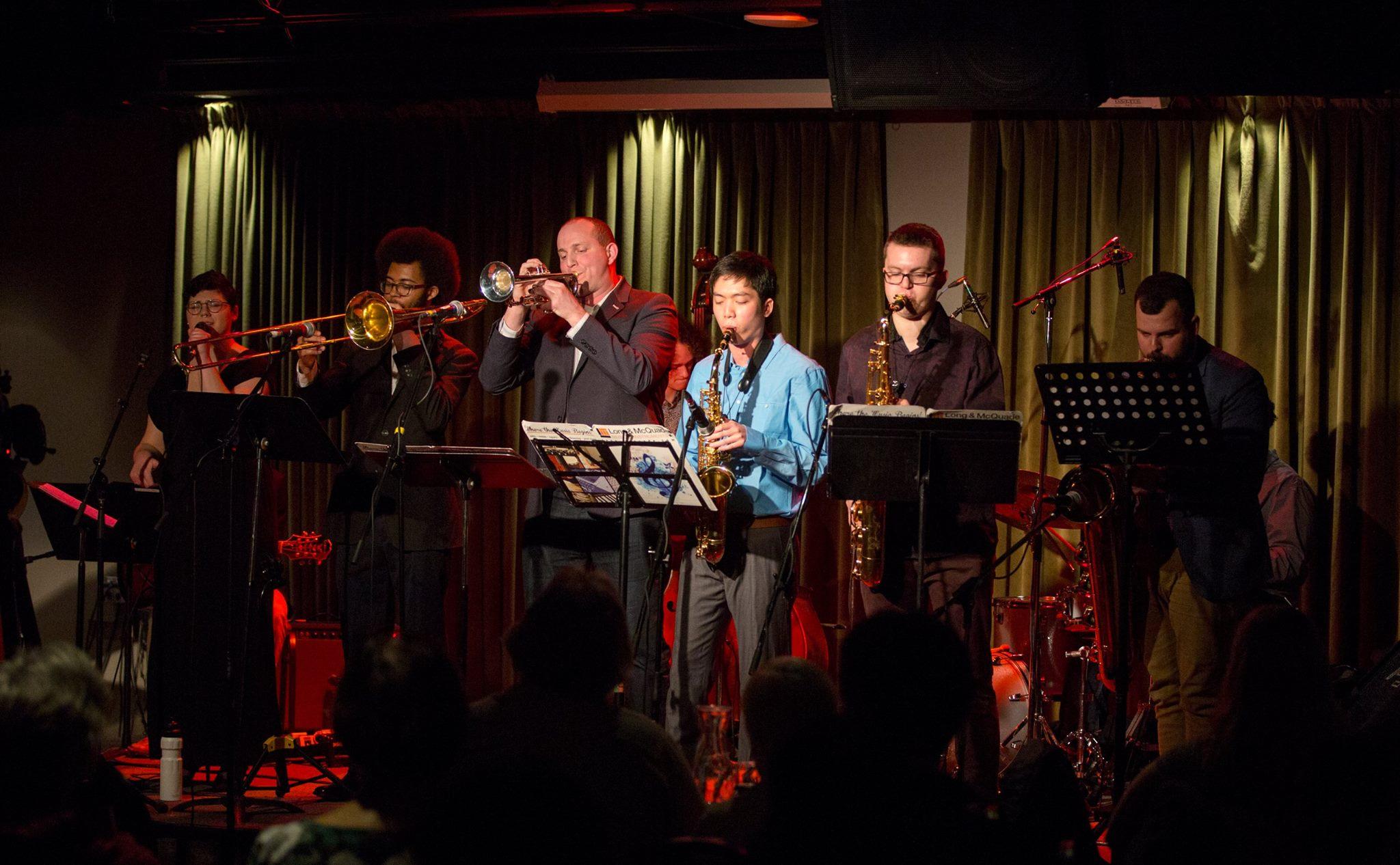 U of M Jazz Ensemble