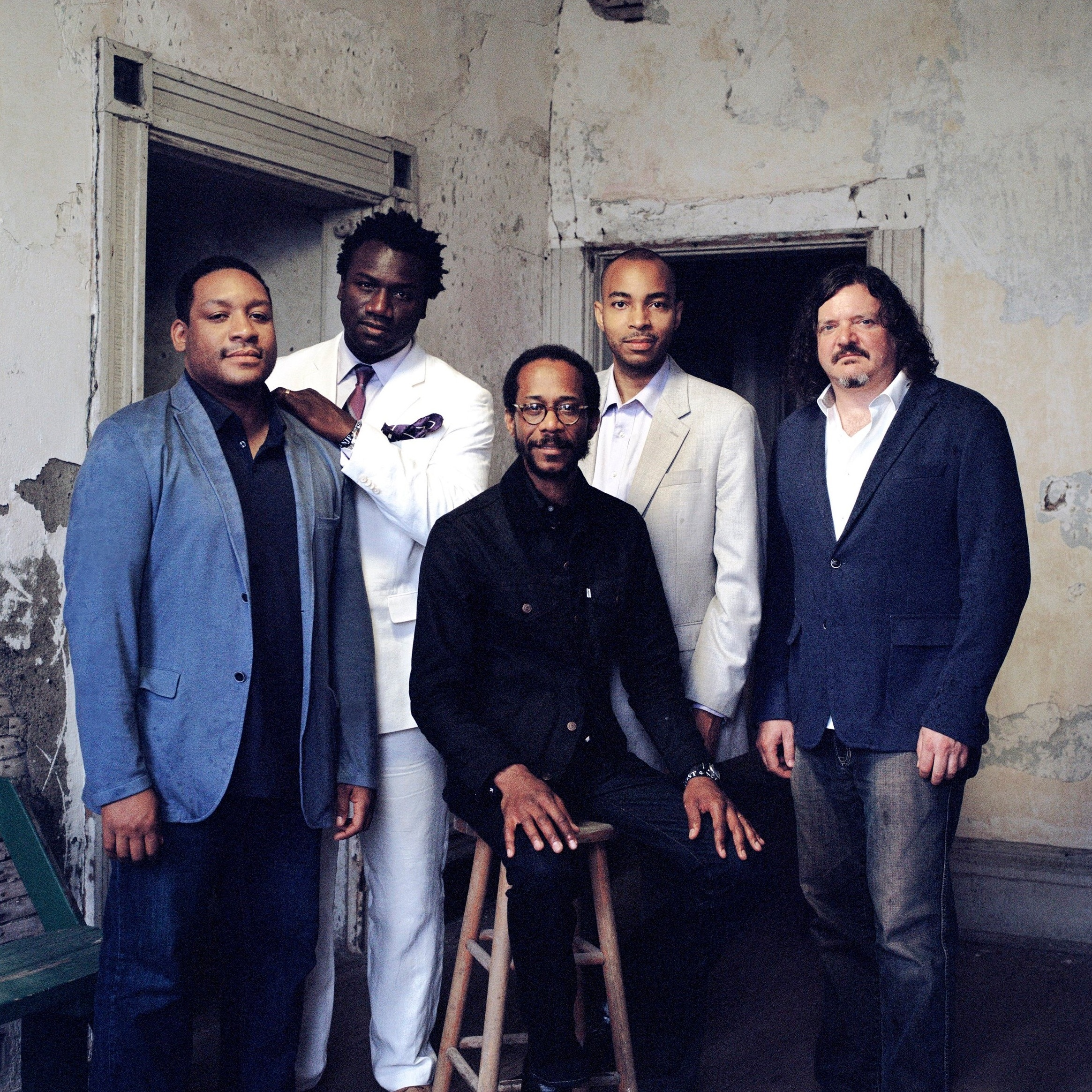 Brian Blade & the Fellowship Band -