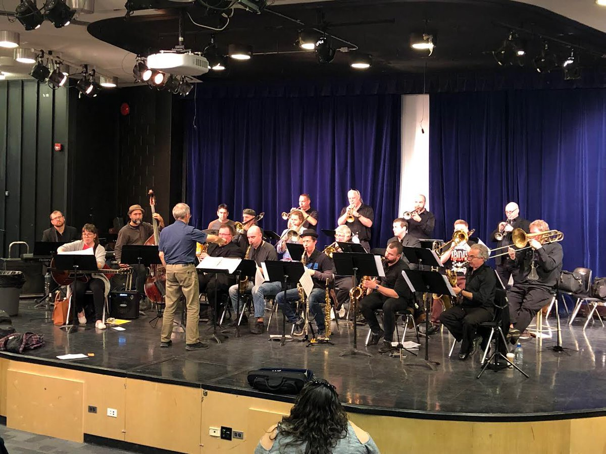 Swing Night - Jazz Fest hits the Metropolitan Entertainment Centre June 21 for Swing Night with local mainstays the Winnipeg Jazz Orchestra.