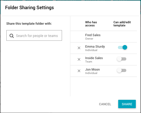 Share Template Groove Blog