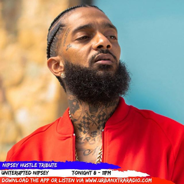 To celebrate the life of @nipseyhussle we will be playing his music uninterrupted from 8pm gmt this evening, tune in and enjoy his talent and message 🎙 . . . . #nipseyhussle #crenshaw #slauson #music #urbanxtratakeover #losangeles #newyork #miami #orlando #paris #lagos #accra #legend #lifestyle #trending #hiphop #rap #westcoast #death #awake #woke #support