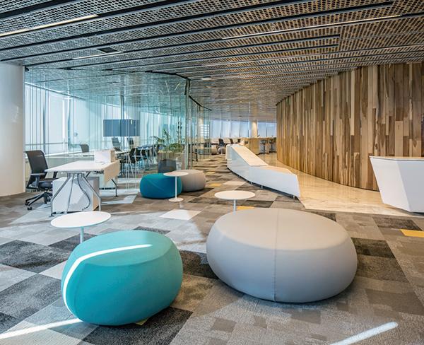 Entel Headquarters - Sabbagh Arquitectos, 2013.