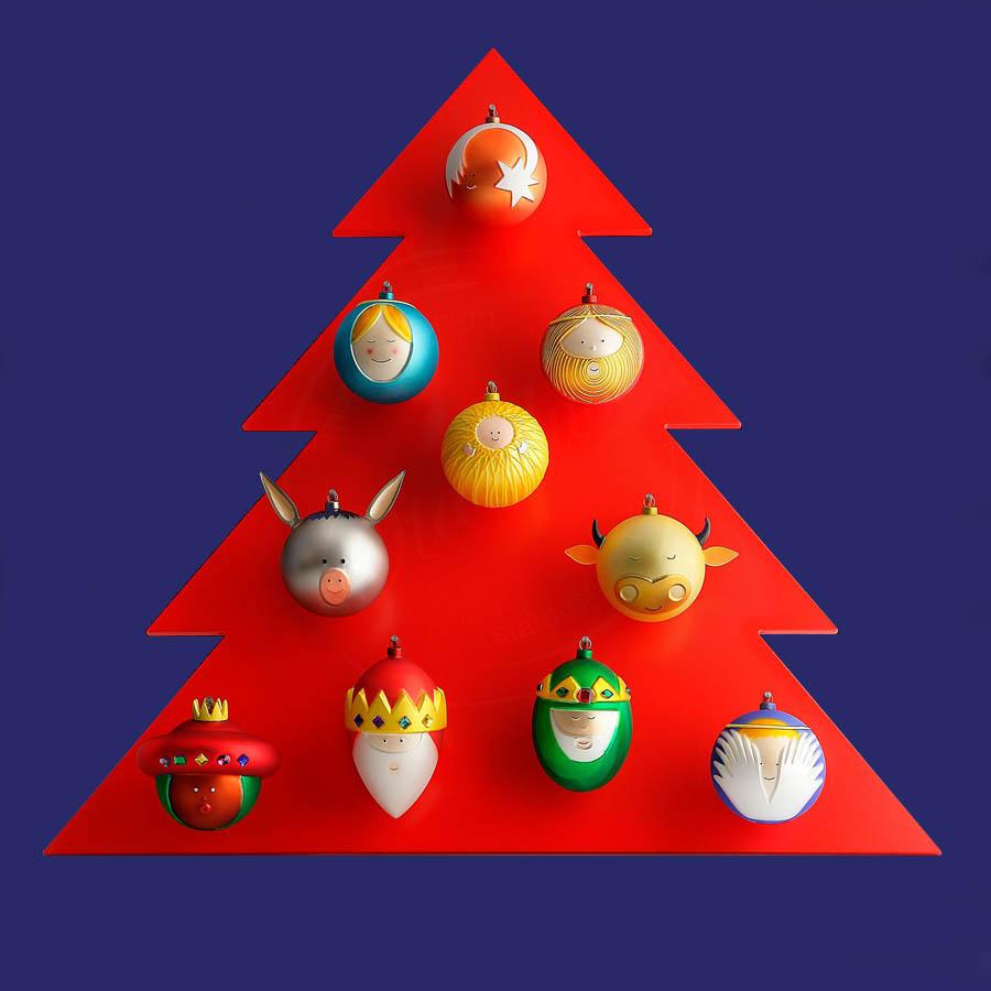 - Es así como figuras de cerámica pintadas a mano tan delicadamente se unen al catalogo de Alessi y dan vida una vez mas a nuestras casas.Un pesebre, ornamentos navideños y mucho más podrás conocer en nuestra tienda.