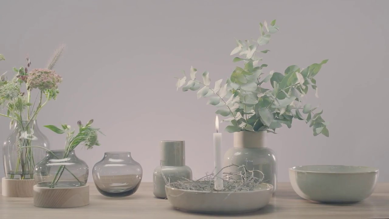 Colección Vases Fritz Hansen -