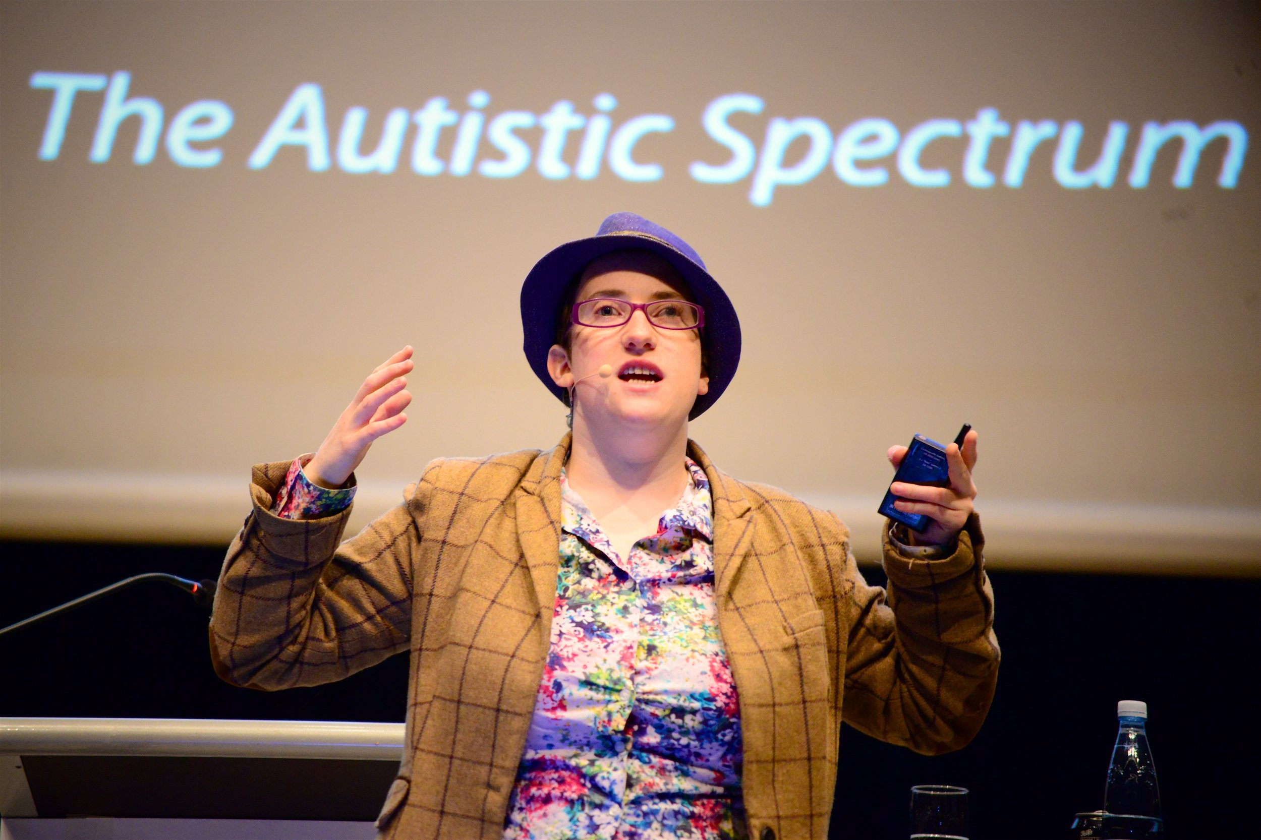 Robyn's life - It can be massively draining fighting for your child, and sometimes it does;'t feel like there is light at the end of the tine, but being a autistic adult does not have to be something you fear for your child, robyn are her heart warming and inspirational story , Robyn is just a regular person who works hard.
