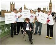 2009 autism act celebration
