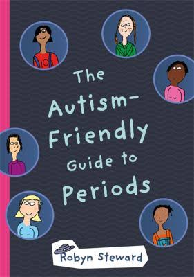 Photo of the autism friendly guide to periods book cover