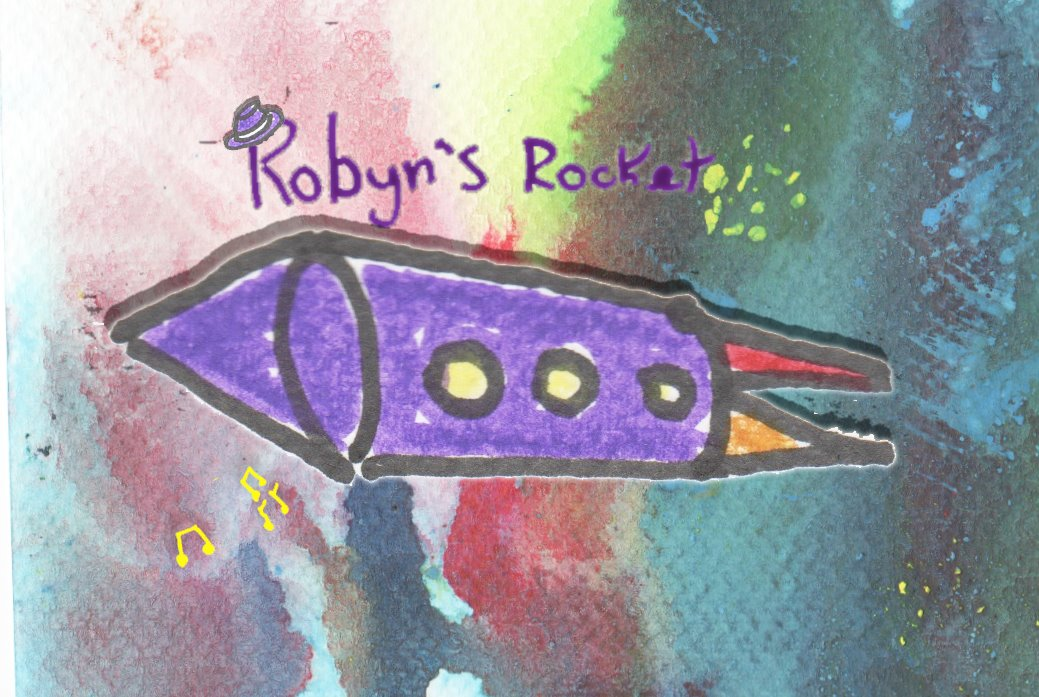 January 2019 - I got PRSF ( performing rights society foundation) and Help musicians uk funding to put on 3 robyns rockets at cafe OTO in 2019.