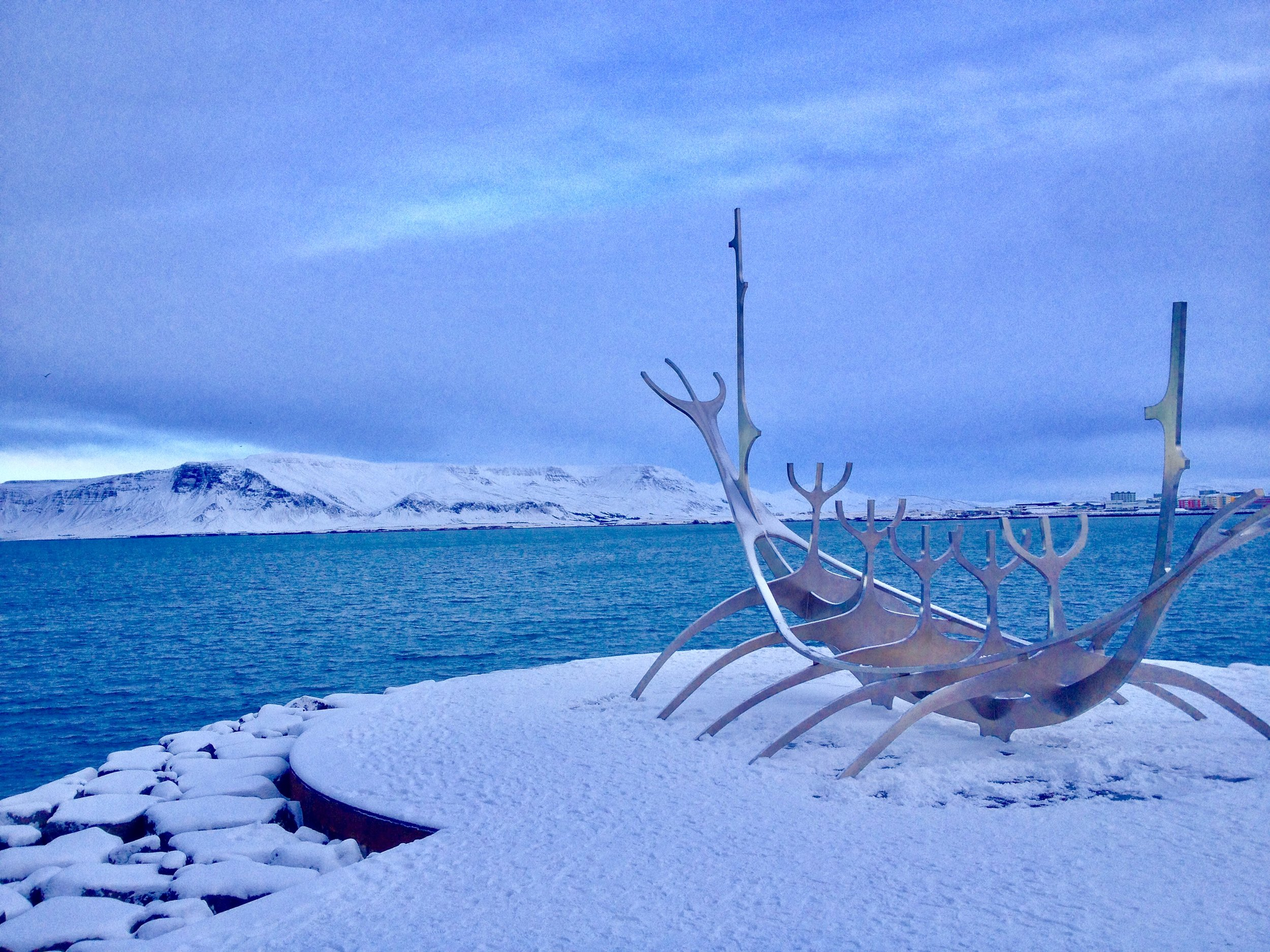 Land of Fire and Ice, Iceland is a true Viking paradise.
