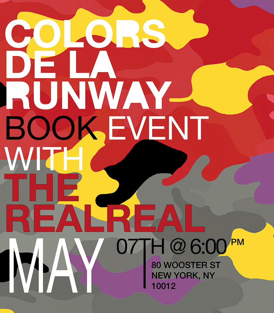 Colors De La Runway| Event Flyer (The RealReal) smaller.jpg