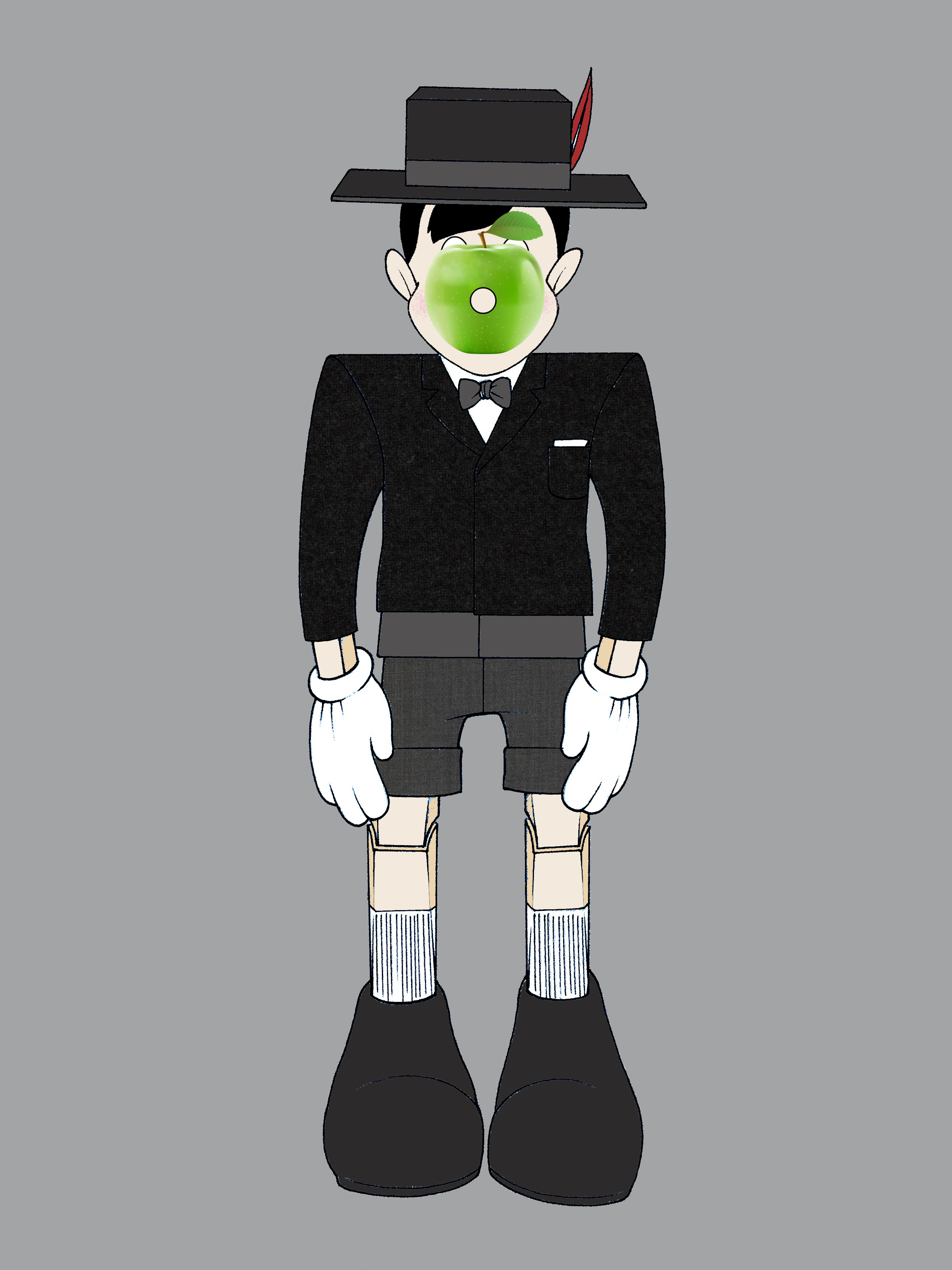Thom Browne| Pinocchio 0.3 (color) Apple.jpg