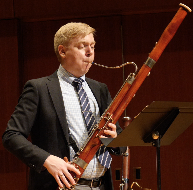 - Dr. Zubke proudly played alongside his teachers and mentors, Judith LeClair, Roger Nye, and Kim Laskowski in the New York Philharmonic for ten subscription weeks. Ms. LeClair and Mr. Nye were his primary teachers and Ms. Laskowski continues to mentor his interest in the French bassoon.