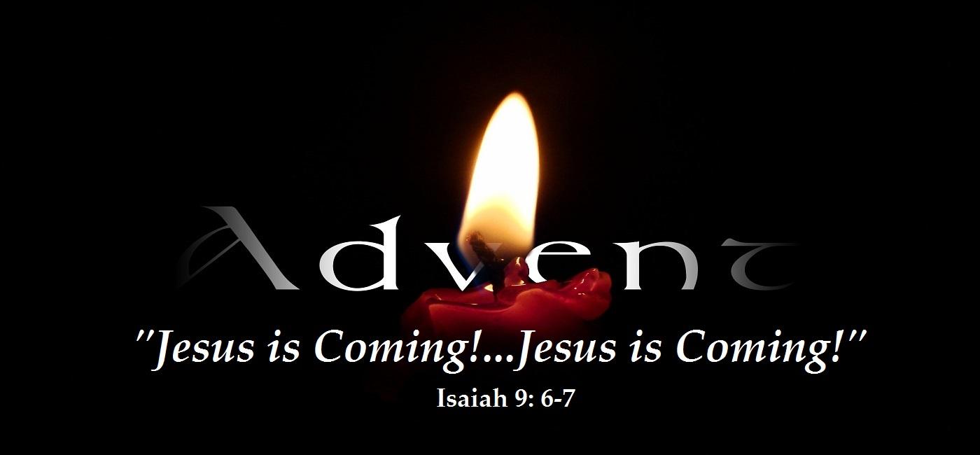 Jesus is Coming! Jesus is Coming!.jpg